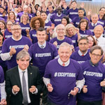 Northwestern's Lurie Cancer Center Earns Exceptional Rating from National Cancer Institute