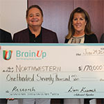 BrainUp Supports Essential Glioblastoma Research at Feinberg