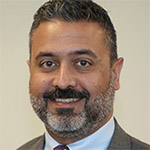 Zeeshan Butt Named Director of  Outcomes Measurement and Survey Core