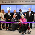 Malnati Brain Tumor Institute Unveils New Clinical Space