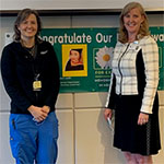 Desiree West, RN, Named DAISY Award Winner